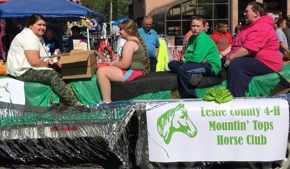 4-H Mountin' Tops Horse Club